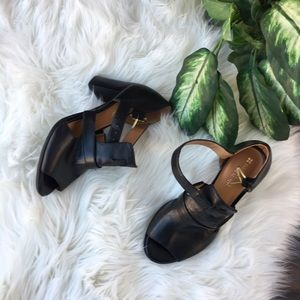 Shoes - Naturalize Comfortable peep toe heel sandals